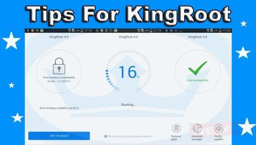 Directly Download Kingroot APK